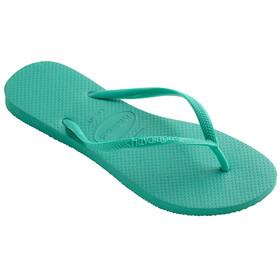 havaianas Slim Sandalen Dames groen